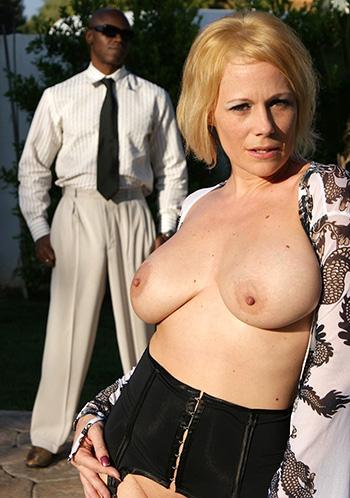Big tits milf Sunny Day