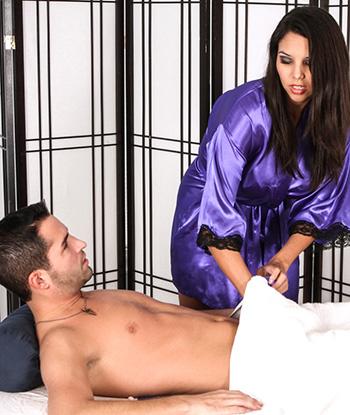 Big tits pornstar Missy Martinez